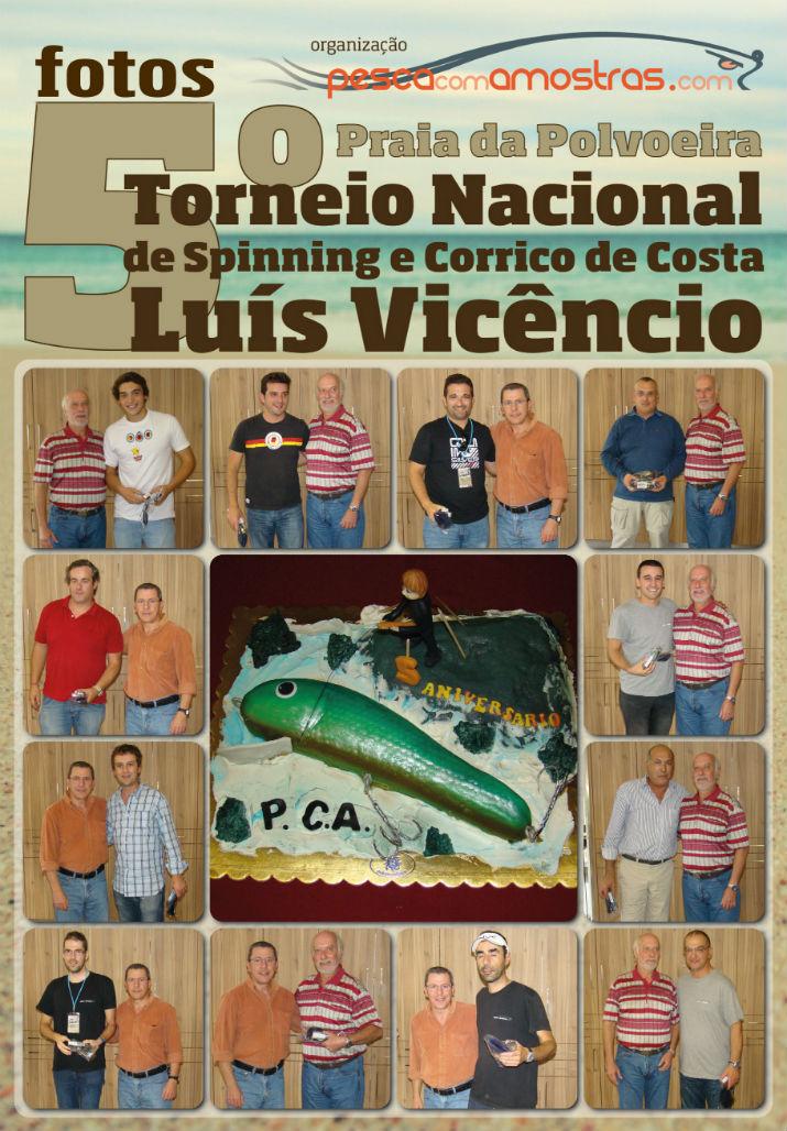 5 Torneio Nacional de Spinning e Corrico de Costa Luis Vicencio fotos premios 1