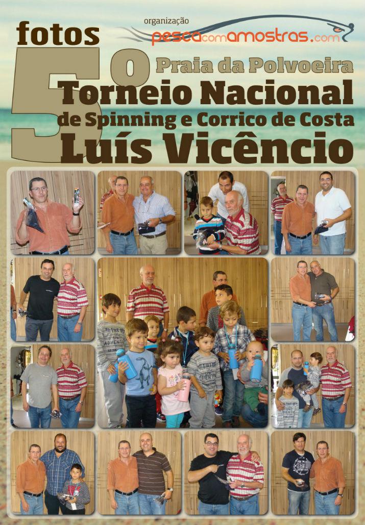 5 Torneio Nacional de Spinning e Corrico de Costa Luis Vicencio fotos premios 2